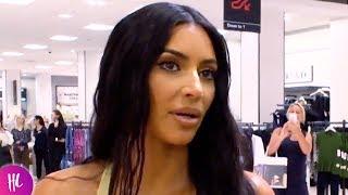 Kim Kardashian Slams Blac Chyna After Alexis Skyy Fight | Hollywoodlife