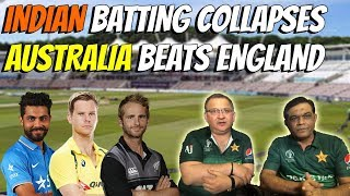 Download Indian Batting Collapses | Australia Beats England | Warm up matches Mp3 and Videos