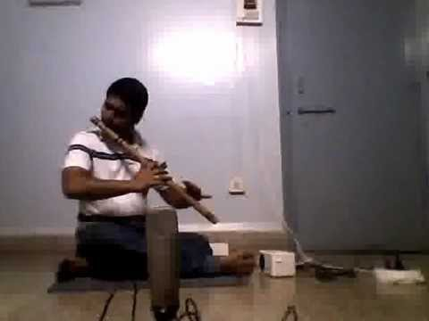 Attempt To Play- Ghanu Vaje Ghuna Ghuna- On Bansuri