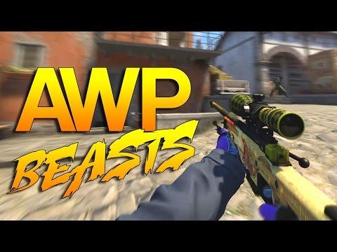 CS:GO - AWP BEASTS