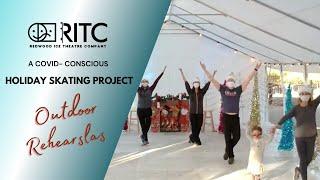 RITC | Outdoor Rehearsal at Paradise Ridge Winery