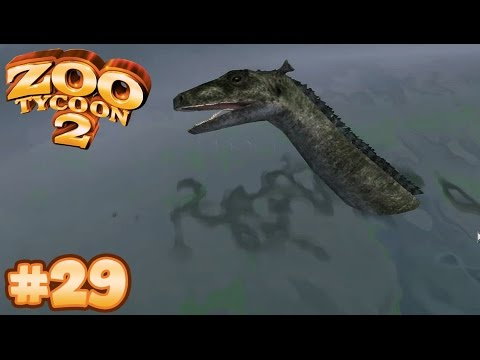 THE LOCH NESS MONSTER | Zoo Tycoon 2 - Let's Play Part 29