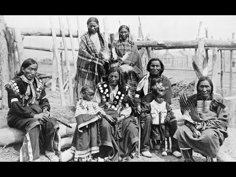 The Lakota People: The Great Sioux Nation