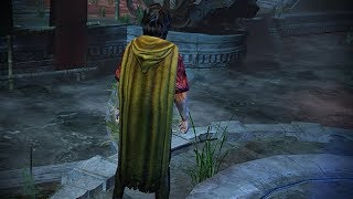 Path of Exile: Gold Hooded Cloak