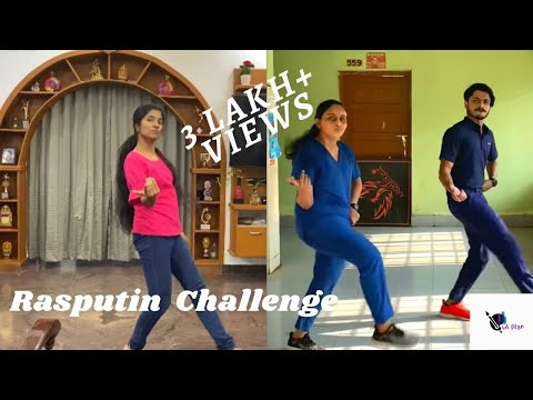 Rasputin Challenge / Kerala Medicos Viral Dance / Naveen and Janaki / Solo Dance / Medical Students