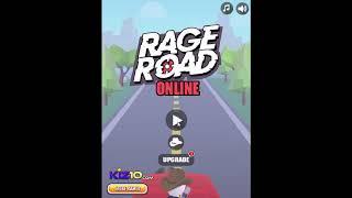 Rage Road Online - Game Online Kiz10.com -Taptapking.com - Kukogames.com