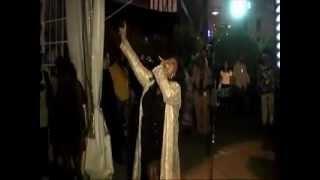 Taana Gardner sings Heartbeat @ her last show for kiss fm