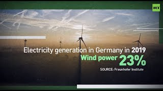 German wind power industry faces resistance from people