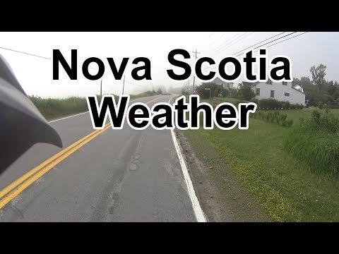 Nova Scotia Weather, Always Changing