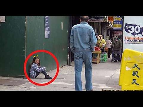 Thumbnail: This HOMELESS GIRL just wanted to FIND HER MOTHER but then that happened...