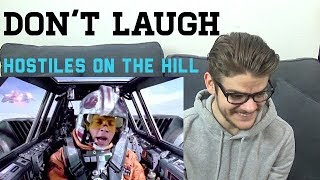"""Try Not to Laugh With James Dunn at """"Hostiles on the Hill"""" By Bad Lip Reading"""