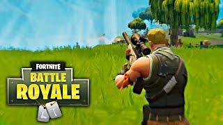 LA MEJOR PARTIDA ¿GANAREMOS? Fortnite: Battle Royale