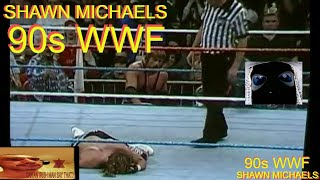 SHAWN MICHAELS NEARLY DIES LIVE DURING RAW 1/2