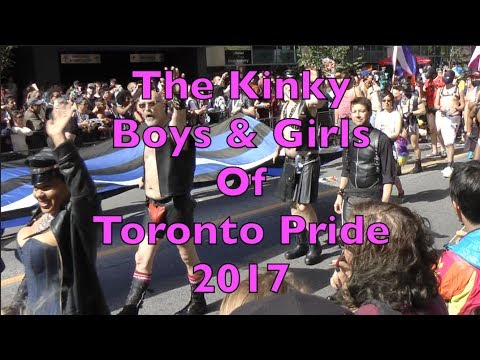Kinky Boys & Girls Of Toronto Pride 2017 from YouTube · Duration:  2 minutes 4 seconds
