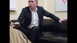 Первый телефонный разговор Путина с Трампом (прикол).