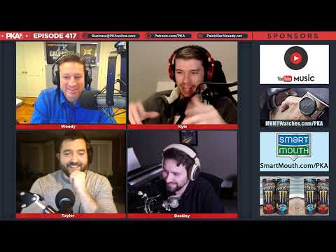 PKA 417 w Destiny Kyle Goes to Iraq, Celebrity TRT