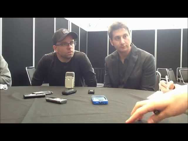 Travis Fickett and Terry Matalas talk 12 Monkeys at  NYCC 2014