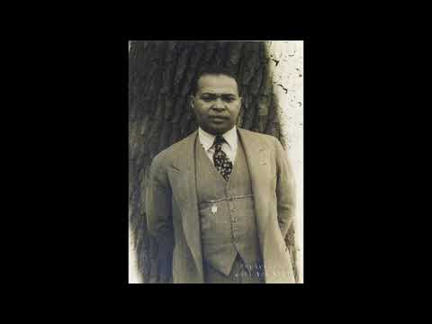 Countee Cullen reads