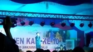 Khai Bahar - Bayang (SINGLE PERTAMA) LIVE #Konvo ke-10 PTSS