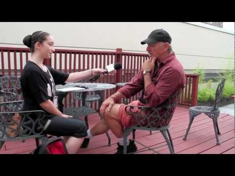 TOM WOPAT NYC Interview w/ Pavlina 2012