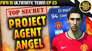 Fifa 15 - Project:aa - Ep. 23 - Pacy Inform!!! - Road To Glory - Fifa 15 Ultimate Team Rtg