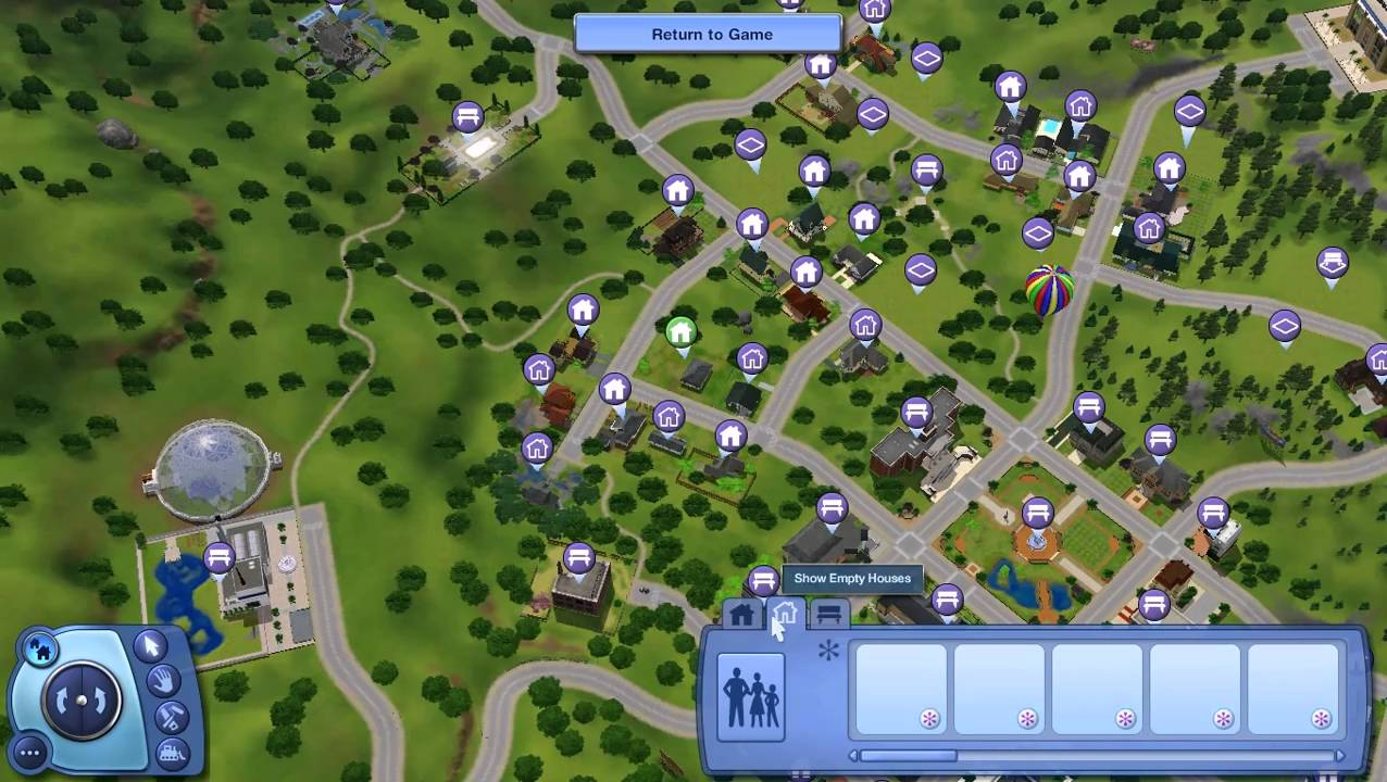 How To Install Sims Custom Houses YouTube - Blank world map sims 3