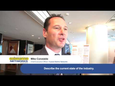Interview with Huawei Marine Networks - Industry Feedback
