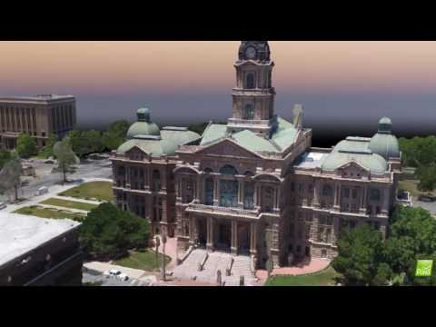 Tarrant County Courthouse 3D Model
