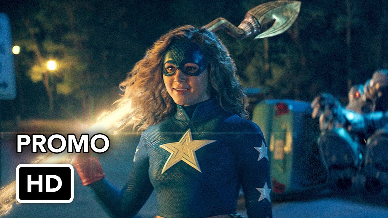 assistir - DC's Stargirl 1x02 Promo