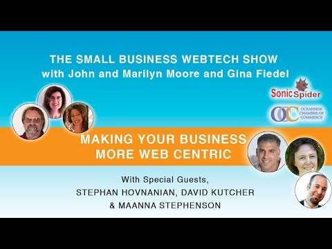 Making Your Business More Web Centric