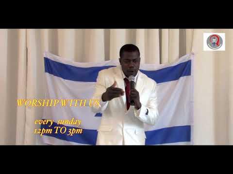 Apostle SHALOM ANKOMAH  GHANA GOSPEL MESSAGE, YPM