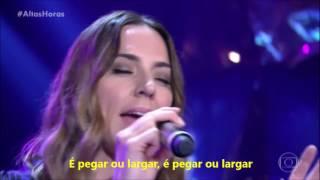 Melanie c em São Paulo - Brasil Rede Globo Produções.