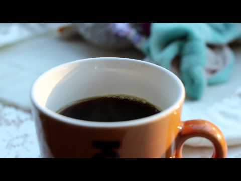 Free HD Stock Video Footage: Hot Coffee, Cafe, Cup of Coffee | Heiße Tasse Kaffee [1080p]