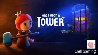 Once Upon a Tower Gameplay IOS/Android - New Halloween Update! 2017