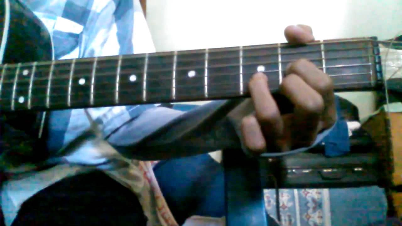 Tihar Guitar Cover Solo Less0n