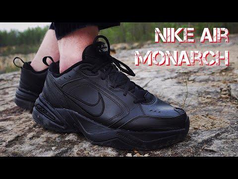 видео: СТОИТ ЛИ ПОКУПАТЬ nike air monarch