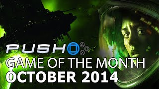 Game of the Month: October 2014 - Alien: Isolation