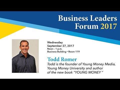 Business Leaders Forum - Todd Romer