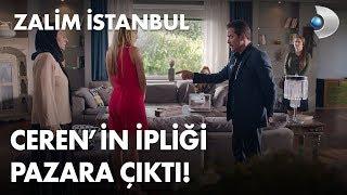 Ceren'in ipliği pazara çıktı! - Zalim İstanbul 15. Bölüm