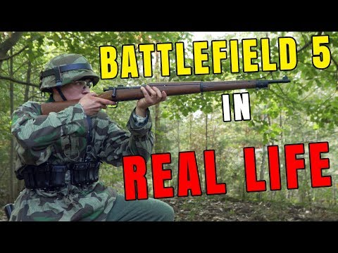 Battlefield 5 IN REAL LIFE - WW2 Gameplay Deutsch GsP Airsoft thumbnail