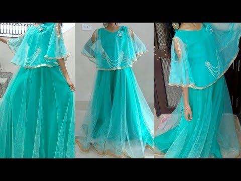 Off Shoulder Fish Cut Gown Myhiton