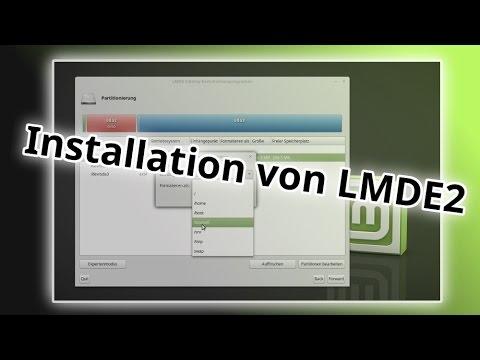 linux mint neben windows 10 installieren