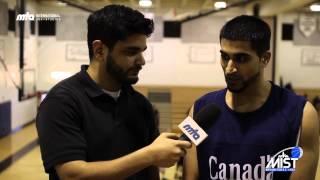Player Interview: Taha Mubashir - Canada A