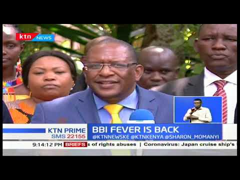 BBI fever is Back: Maasai leaders in agreement over BBI