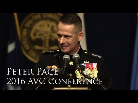 Keynote Remarks: General Peter Pace