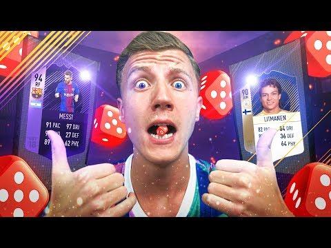FIFA 18 ROLL THE DICE #1 | NEUE ALTE SERIE !!!