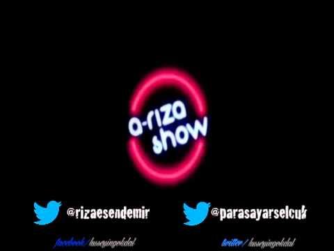 A-Rıza Show | Pamuk prenses-Selçuk PARASAYAR | 22 mart 2013