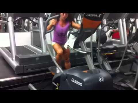 World gym Fort Lauderdale.