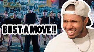 TAEMIN 태민 'MOVE' #1 MV REACTION