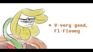 CHECKUP ~ [Ask Frisk And Flowey - Season 3 Episode 8]